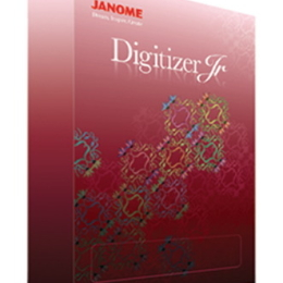 Program do hafciarki Janome Digitizer JR (wer. 4.5)
