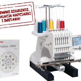 Hafciarka Janome MB-7 + Program Digitizer MBX 5.0