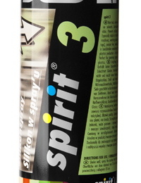 Silikon w spray'u - SPIRIT 3 - 500 ml