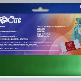 Folia zielona do foilingu (100x200mm) Brother ScanNcut  - CAFTSGRN1